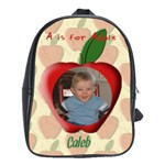 Apple XL School Bag - School Bag (XL)