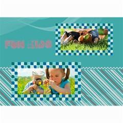 Kids, Child By Kids   Wall Calendar 8 5  X 6    Sjgpfztri5do   Www Artscow Com Month
