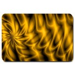 Golden Swirl Large Doormat