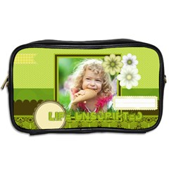 Kids By Kids   Toiletries Bag (two Sides)   Kt7lg3y7ldbx   Www Artscow Com Back