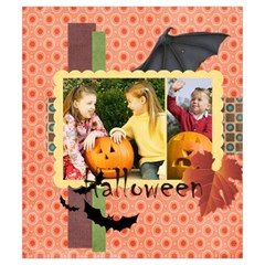 Halloween By Helloween   Drawstring Pouch (small)   O54m13a1m2g0   Www Artscow Com Front