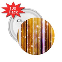 Luxury Party Dreams Futuristic Abstract Design 2 25  Button (100 Pack) by dflcprints