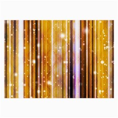 Luxury Party Dreams Futuristic Abstract Design Glasses Cloth (large, Two Sided) by dflcprints