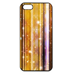 Luxury Party Dreams Futuristic Abstract Design Apple Iphone 5 Seamless Case (black) by dflcprints