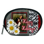 happy holiday - Accessory Pouch (Medium)