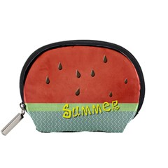 Watermelon By Arts    Accessory Pouch (small)   Wnpws4nsr7bx   Www Artscow Com Front