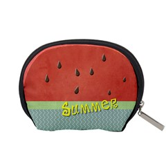 Watermelon By Arts    Accessory Pouch (small)   Wnpws4nsr7bx   Www Artscow Com Back