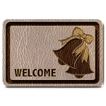 Leather-Look Wedding Large Doormat
