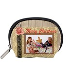 happy holiday - Accessory Pouch (Small)