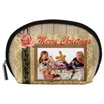 happy holiday - Accessory Pouch (Large)
