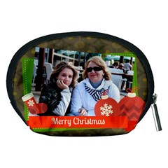 Happy Holiday By Betty   Accessory Pouch (medium)   Jltrw9zh6n5c   Www Artscow Com Back