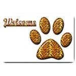Tiger Paw Large Doormat