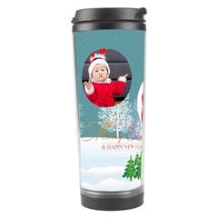 Merry Christmas By Xmas   Travel Tumbler   Eu9c6h3wktvi   Www Artscow Com Left