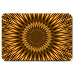 Golden Lagoon Large Doormat