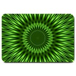 Green Lagoon Large Doormat