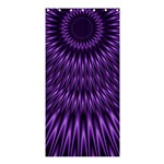 Lilac Lagoon Shower Curtain 36  x 72  (Stall)
