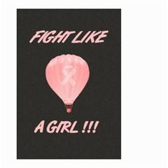 Breast Cancer Flag By Kamryn   Small Garden Flag (two Sides)   Cjbjyfbq4121   Www Artscow Com Back