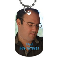 By Naama Hunny Stav   Dog Tag (two Sides)   Qgtivqniajrp   Www Artscow Com Back