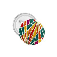 Multicolored Vibrations 1 75  Button by dflcprints