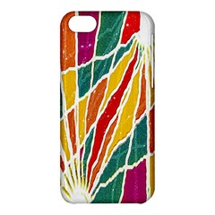 Multicolored Vibrations Apple Iphone 5c Hardshell Case by dflcprints
