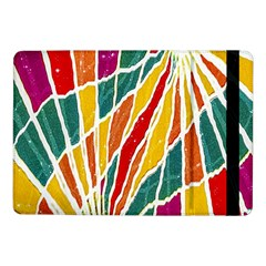 Multicolored Vibrations Samsung Galaxy Tab Pro 10 1  Flip Case by dflcprints