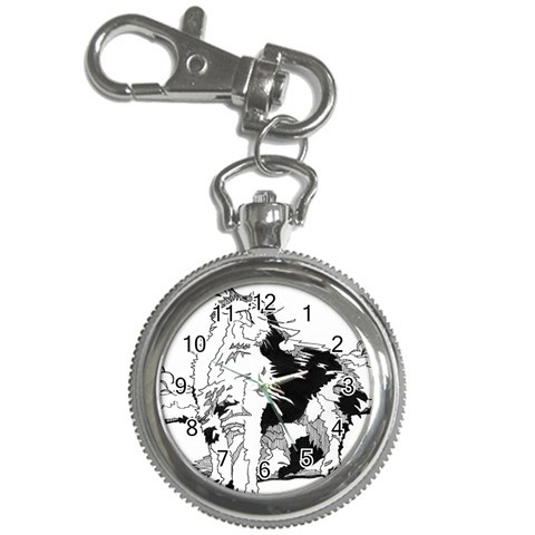 Patches Time Key Chain By Matthew   Key Chain Watch   Cmt7vn6hata4   Www Artscow Com Front
