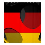 Germany Shower Curtain 66  x 72  (Large)