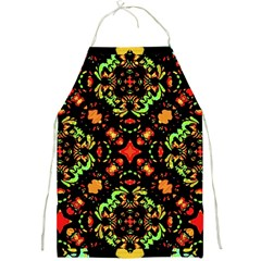 Intense Floral Refined Art Print Apron by dflcprints