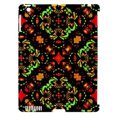 Intense Floral Refined Art Print Apple Ipad 3/4 Hardshell Case (compatible With Smart Cover) by dflcprints