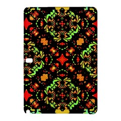 Intense Floral Refined Art Print Samsung Galaxy Tab Pro 10 1 Hardshell Case by dflcprints