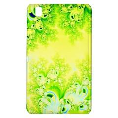 Sunny Spring Frost Fractal Samsung Galaxy Tab Pro 8 4 Hardshell Case by Artist4God