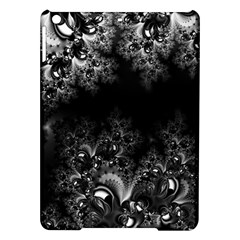 Midnight Frost Fractal Apple Ipad Air Hardshell Case by Artist4God
