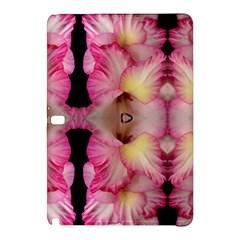 Pink Gladiolus Flowers Samsung Galaxy Tab Pro 10.1 Hardshell Case