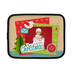 xmas 25dec - Netbook Case (Small)