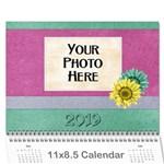 2015 Calendar Yard Work - Wall Calendar 11  x 8.5  (12-Months)