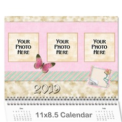 2015 Repose Calendar By Lisa Minor   Wall Calendar 11  X 8 5  (12 Months)   8xrnqf6dudbi   Www Artscow Com Cover