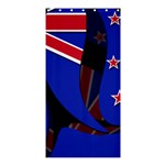 New Zealand Shower Curtain 36  x 72  (Stall)