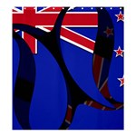 New Zealand Shower Curtain 66  x 72  (Large)
