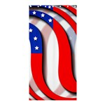 USA Shower Curtain 36  x 72  (Stall)
