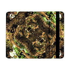 Artificial Tribal Jungle Print Samsung Galaxy Tab Pro 8 4  Flip Case by dflcprints