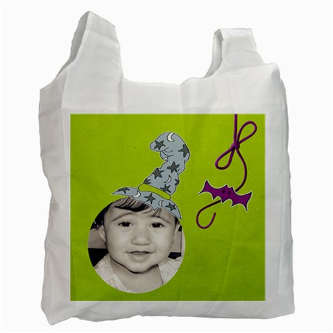 Recycle Bag One Side By Deca   Recycle Bag (one Side)   Xi5df5q20upw   Www Artscow Com Front