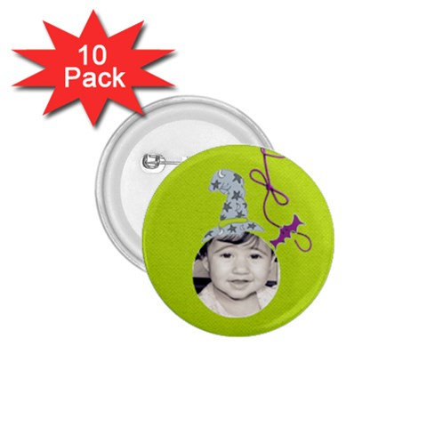 1 75 button 10 Pack By Deca   1 75  Button (10 Pack)    Cyar810qejy8   Www Artscow Com Front