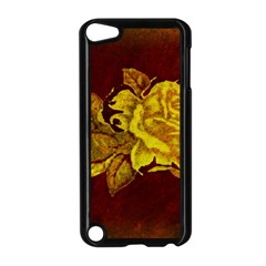 Rose Apple Ipod Touch 5 Case (black) by ankasdesigns