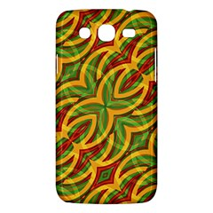 Tropical Colors Abstract Geometric Print Samsung Galaxy Mega 5 8 I9152 Hardshell Case  by dflcprints
