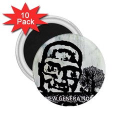 M G Firetested 2 25  Button Magnet (10 Pack) by holyhiphopglobalshop1