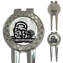 m.g firetested Golf Pitchfork & Ball Marker by holyhiphopglobalshop1