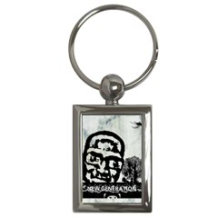 M G Firetested Key Chain (rectangle) by holyhiphopglobalshop1