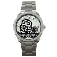 M G Firetested Sport Metal Watch by holyhiphopglobalshop1