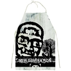 M G Firetested Apron by holyhiphopglobalshop1