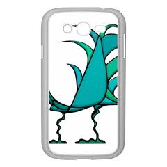 Fantasy Bird Samsung Galaxy Grand Duos I9082 Case (white) by dflcprints